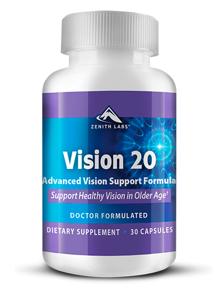 vision 20 supplement by zenith labs