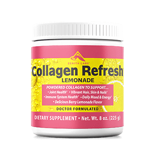 Collagen Refresh, supplement by Zenith Labs