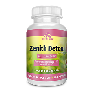 zenith detox supplements by zenith labs