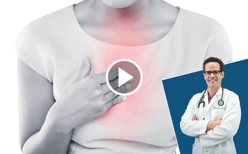 Acid reflux remedy and what to do about it