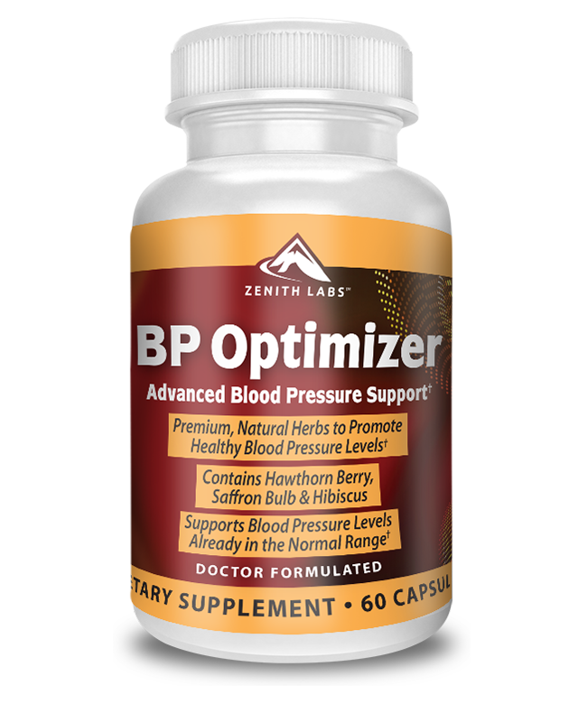 BP optimizer supplement by Zenith Labs