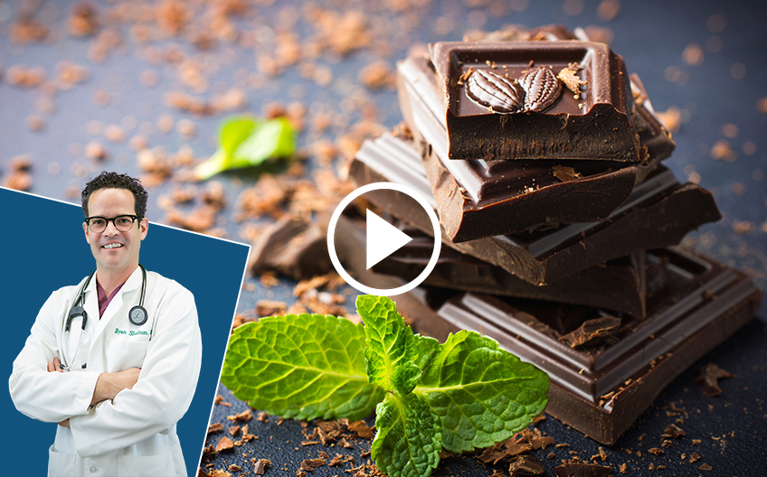 Is Eating Dark Chocolate Actually Healthy