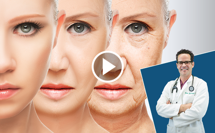 Sirtuin and how it effects the aging process