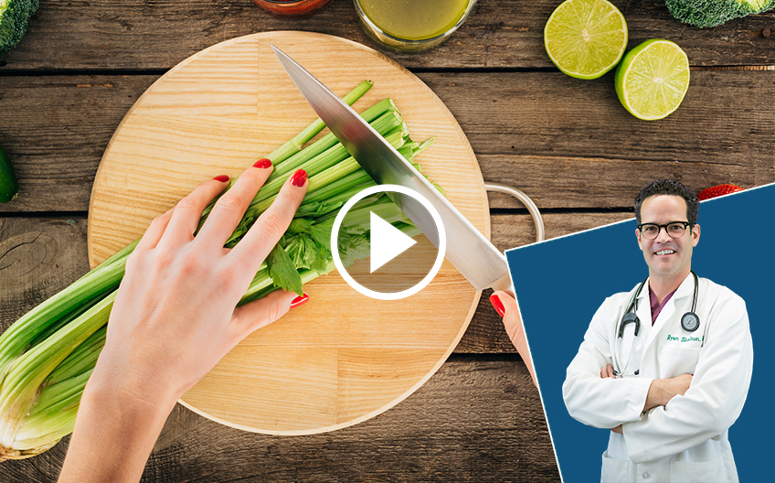 The Truth About Drinking Celery Juice Daily