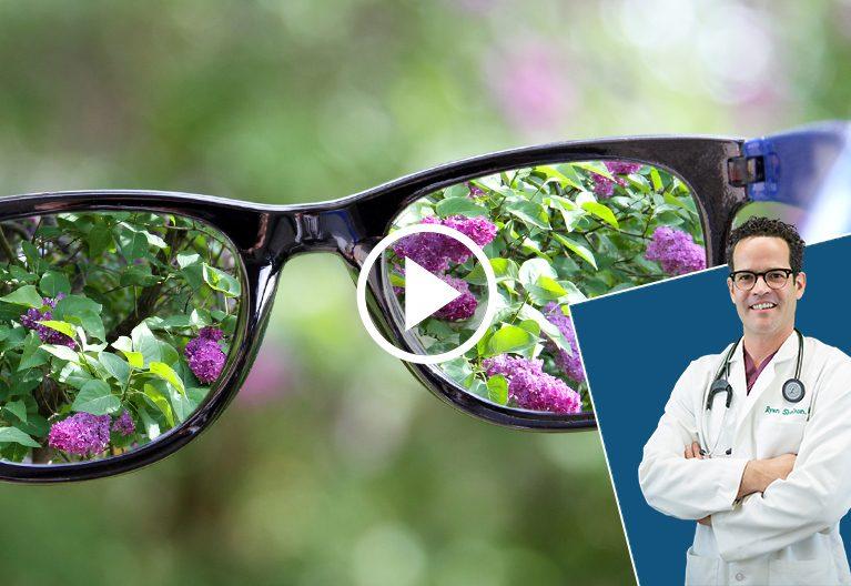 glasses vision