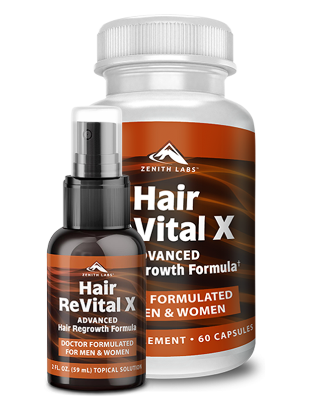 hair revital x hair growth formula
