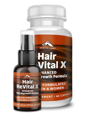 Hair Revital X, by Zenith Labs