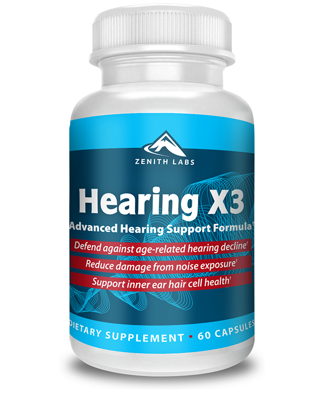 hearing times three supplement by zenith labs