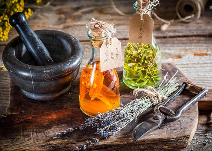 herbal tincture for a healthy immune system