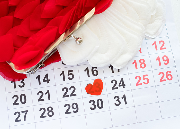 menstruation calendar