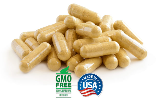 Non-GMO, Made in USA Supplements