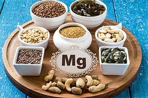 food products containing magnesium