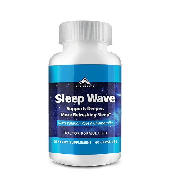 Sleep Wave supplement by Zenith Labs