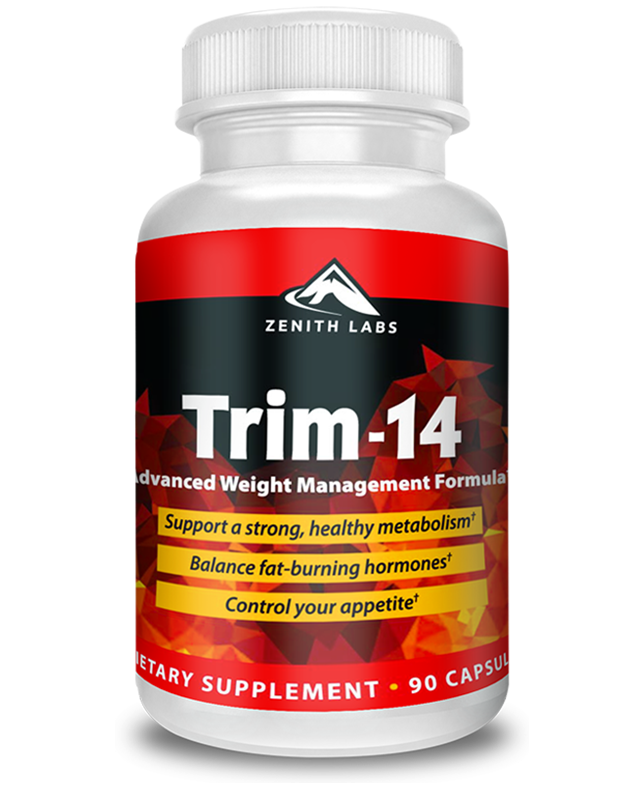 Trim-14 supplement by Zenith Labs