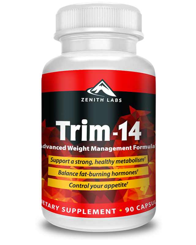 Trim 14 supplement by zenith labs