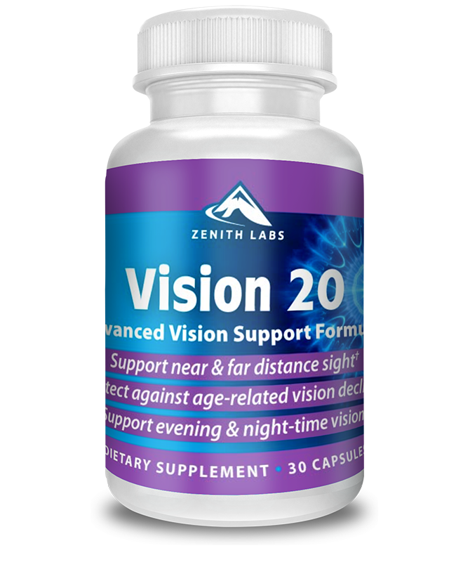 vision-20 supplement by zenith labs