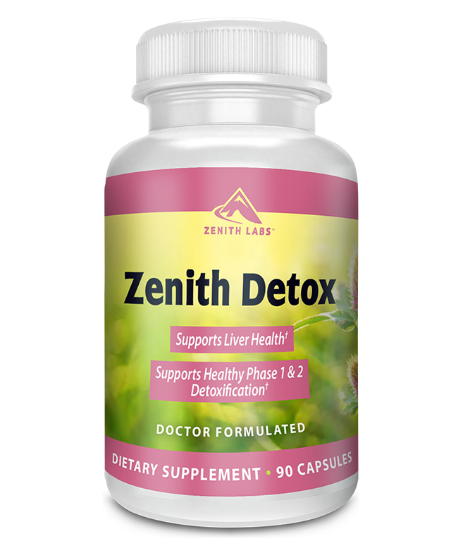 Zenith Detox supplement by Zenith Labs